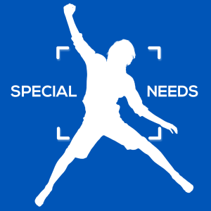 Special Needs Logo Blue