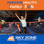 Skyzone's Special Need Night