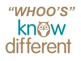 """""""Whoo's Know Different"""" – """"Meet"""" Zoe & Her Parents."""
