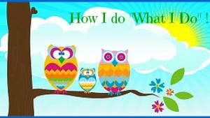 How do I do -What I Do--