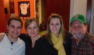 Karen Pusey & Her Family