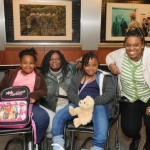 2 girls from Barbados receive treatment in Richmond/ World Pediatric Project