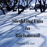 Sledding Spots in RVA