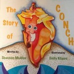The Story Of A Conch. Great Book About Self-Acceptance