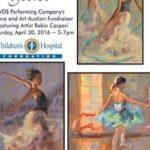 Village Dance & Robin Caspari Join Together for Night of Art & Dance