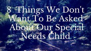 8 things we