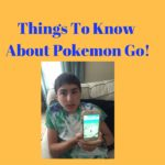 Things To Know About Pokémon GO™