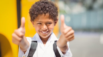 Coping Strategies to Help Your Child Get Through the First Day Back to School