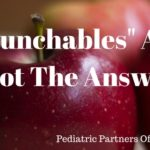 """""""Lunchables"""" Are Not The Answer"""