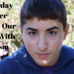 "A Holiday Letter To My Friends & Family ""From"" Our Child With Autism"
