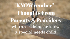 knowvember-thoughts-from-parents-providers-about-special-needs
