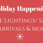 Holiday Happenings Around Richmond