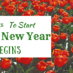 8 Things To Start As A New Year Begins