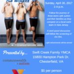 "Commonwealth Autism Hosting ""Swim Team"" Documentary"