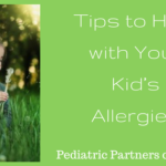 Tips to Help with Your Kid's Allergies