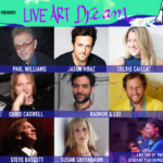Tickets on sale now for SPARC's LIVE ART: DREAM!
