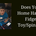 Does Your Home Have A Fidget Toy/Spinner?