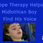 Hope Therapy Helps Midlothian Boy Find His Voice
