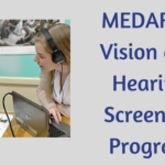MEDARVA Vision and Hearing Screening Program