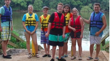 T.R.A.C.E.S. Therapeutic Recreation Adaptive Camp Experiences