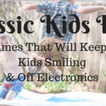 "Classic Kids Games & Fun To Have ""Electronic Free"" Time"