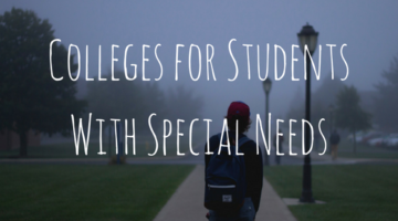 Colleges for Students With Special Needs