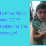 Things To Know About Pokémon GO™ With An Update For The Anniversary!