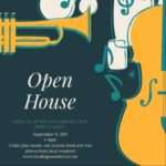 Healing Sounds Music Therapy Open House