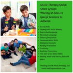 Music Therapy Social Skills Groups