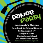 Jacob's Chance Back To School Dance