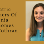 Pediatric Partners Welcomes Dr. Cothran