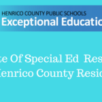 Henrico County's Special Ed Website