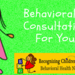 Behavioral Consultation at Recognizing Children's Gifts