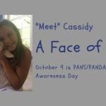 "The Face Of PANS. ""Meet"" Cassidy"