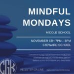 Middle School Mindful Mondays