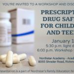 Prescription Drug Safety for Children and Teens