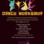 Jacob's Chance Dance Workshop