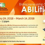 ABILities Entrepreneurship Series: January 24-March 14
