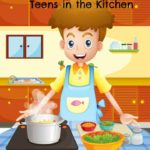 Teens in the Kitchen Cooking Class (Autastic Avenues)