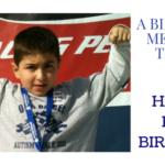 Dear Marky, Happy 15th Birthday , Here's To Celebrating You!