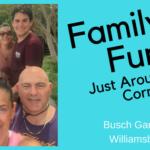 A Visit To Busch Gardens