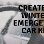 Create A Winter Emergency Car Kit