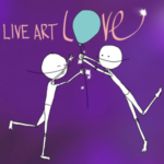Save the Date for LIVE ART: LOVE. SPARC
