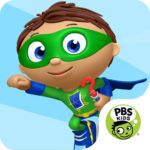 App Of The Month- February 2018-  Super Why! App