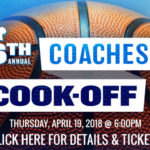 Max's Positive Vibe Cafe Hosts 6th Annual Coaches' Cook-Off