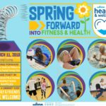 "SwimRVA hosts ""Spring Forward with Fitness and Health"" Open House"