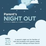 Special Needs Parent's Night Out
