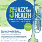 "5th Annual ""Jazz Up Your Health"" Power To End Stroke Jazz Night"
