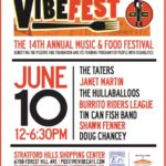 VibeFest'18 at Max's Positive Vibe Cafe
