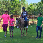 Equine-based Therapeutic Activities at Greater Richmond ARC's Camp Baker